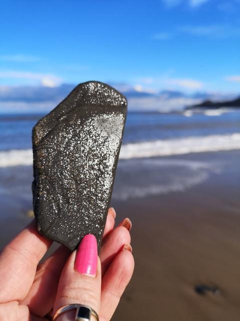 Shale on Runswick Beach